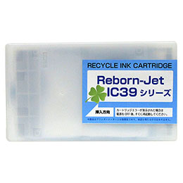 ICLC39A / ICLC39 リサイクルインクカートリッジ ライトシアン