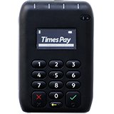 Times PAY 専用 カードリーダー
